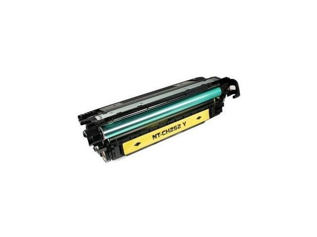 Toner to replace HP CE252A (HP 504A) Toner Cartridge for your Hewlett Packard/ HP Color LaserJet CM3530, CM3530fs, CP3525, CP3525dn, CP3525n, ...