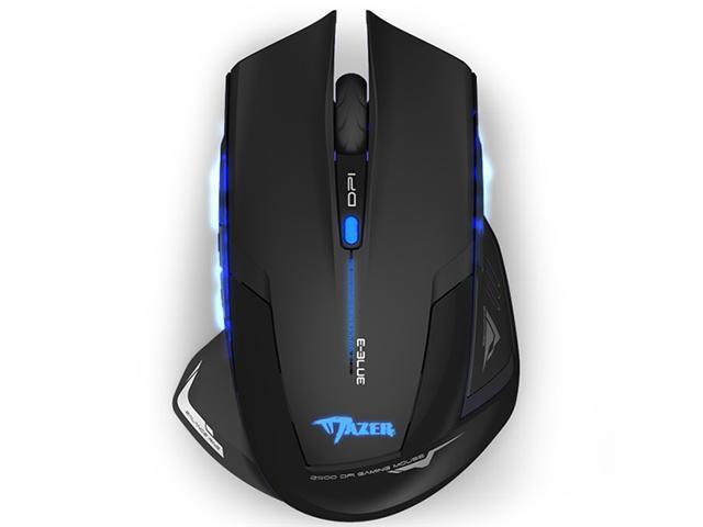 E-3lue E-blue Cobra II Mazer 2500DPI USB 2.4GHz Wireless Optical Gaming Mouse