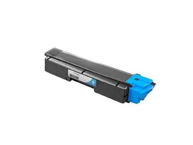 Compatible Kyocera-Mita TK-592C Laser Toner Cartridge for your Kyocera-Mita FS-C5250DN, FS-C2026MFP & FS-C2126MFP Printer - Cyan(Aftermarket)