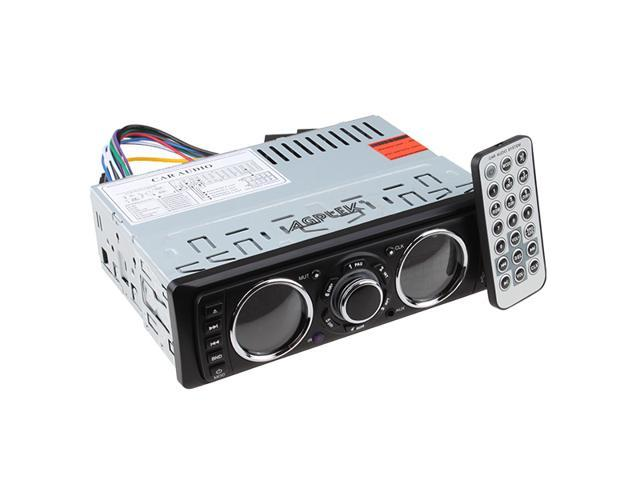 In-Dash SD USB MP3 iPhone Car Stereo Radio Player