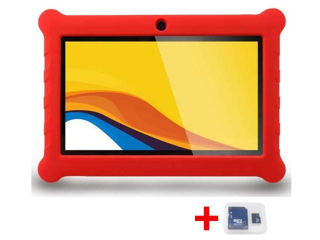 AGPtek Kids' Abot Tablet 7-inch Touch Screen Android 4.1 Wifi Camera Tablet PC w/ 8GB TF Memory Card