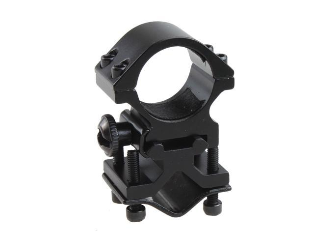 Flashlight and Laser Sight Metal Mount with Barrel Adapter