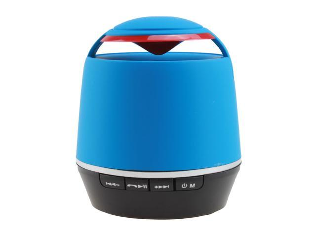 Mini Portable Wireless Stereo Super Bass Bluetooth Speaker for iPhone Samsung with Built in Speakerphone and Battery