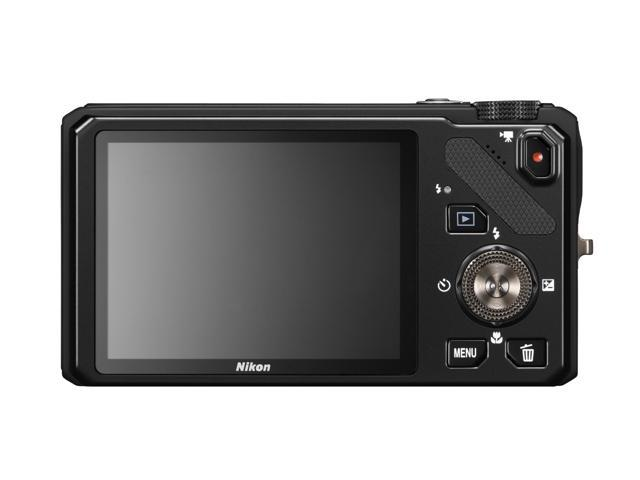 Nikon COOLPIX S9200 16 MP CMOS Digital Camera with 18x Zoom NIKKOR ED Glass Lens and Full HD 1080p Vide (Black)