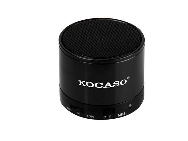 Kocaso GPCT459 TF Card Mini Bluetooth Speaker (Black)