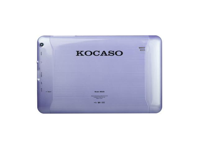Kocaso M9200 9'' Tablet PC - High Resulotion Screen, Dual Core, Android 4.2 (Purple)