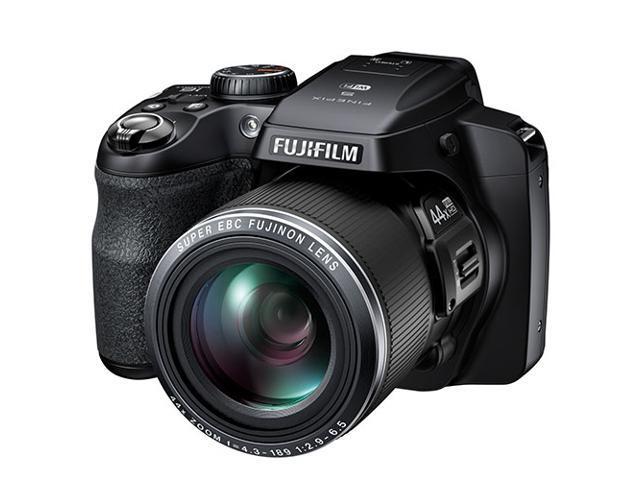Fuji Finepix S8400W 16 MP Digital Camera w/ 44x Zoom ISO 12800 3.0