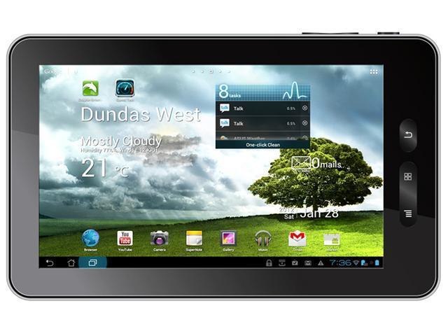 Kocaso 760 Android 4.0 OS 7