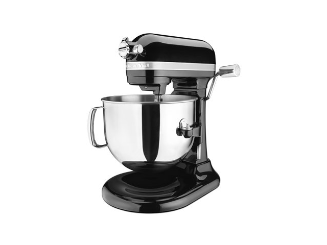 KitchenAid 7-qt. Pro Line Stand Mixer, Onyx Black