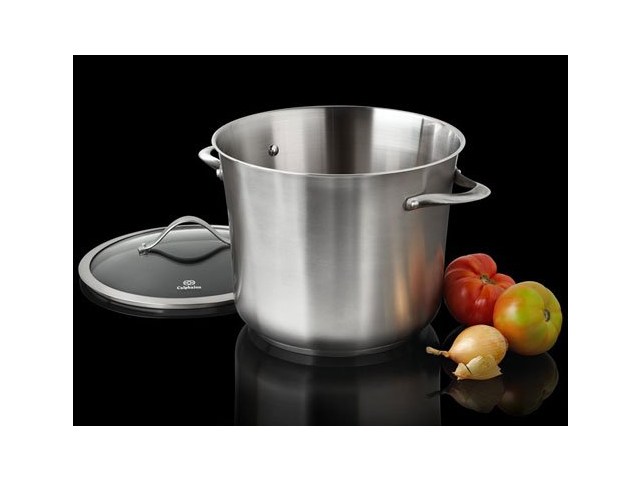 Calphalon 12-qt. Stainless Steel Contemporary Stainless Stockpot