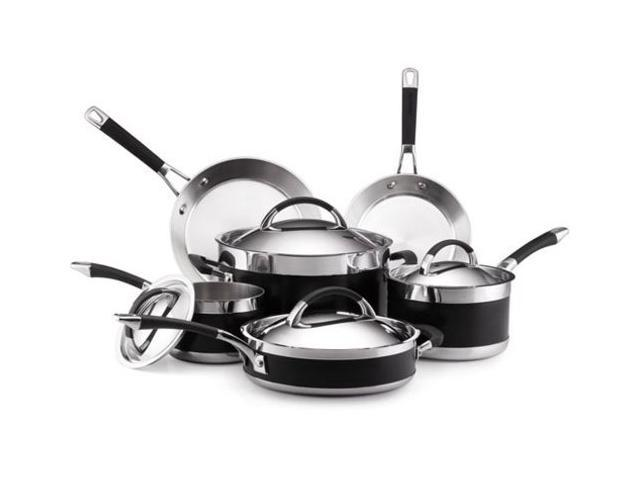 Anolon 10-pc. Ultra Clad Cookware Set