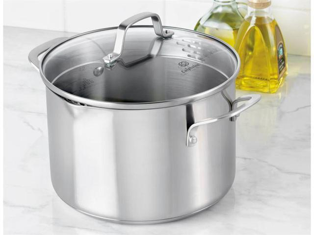 Calphalon 6-qt. Stainless Steel Classic Stainless Steel Stockpot