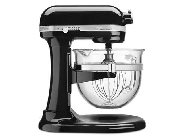 KitchenAid 6-qt. Professsional 6500 Design Series Stand Mixer, Onyx Black