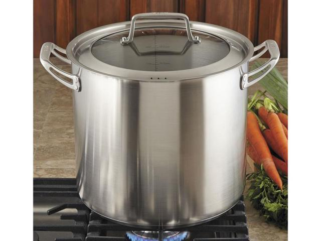 CHEFS 16-qt. Stainless Steel Stockpot