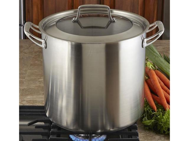 CHEFS 20-qt. Stainless Steel Stockpot