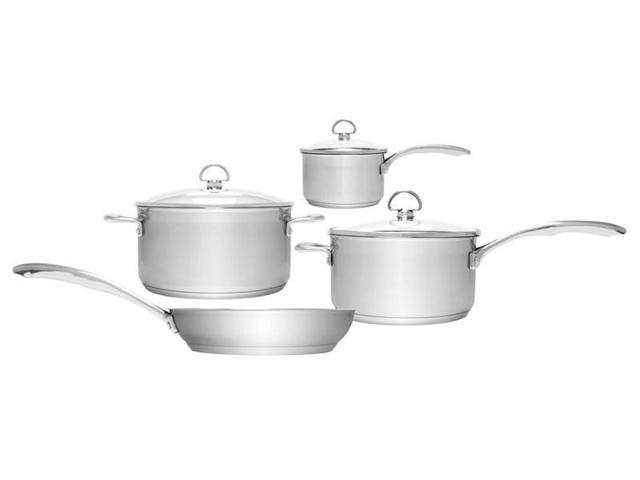 Chantal 7-pc. Stainless Steel induction21 Cookware Set