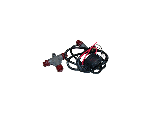 Lowrance N2K - Pwr - Rd Power Cable Red Nmea NetworkLowrance Power Cable