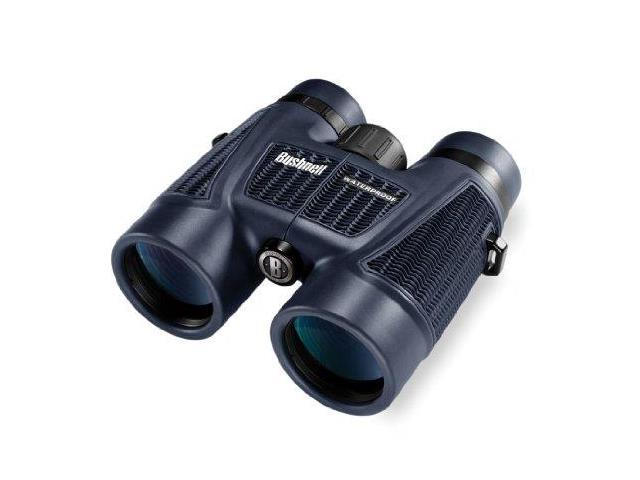 Bushnell - H2O Waterproof/Fogproof Roof Prism Binocular, 10 X 42-Mm, Black - Bushnell