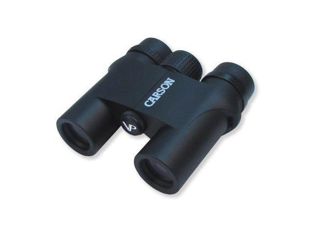 Carson Optical Vp Series Compact Waterproof And Fogproof Binoculars (Black, 10X25-Mm) - Carson