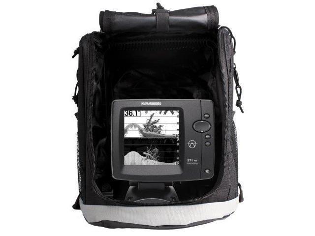 Humminbird 4089701 571 Hd Di Portable Down Imaging And Dualbeam Fishfinder With Soft Portable Case - Humminbird
