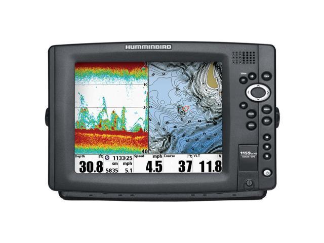 Humminbird 409200-1 1159ci HD GPS/Sonar Combo Fishfinder