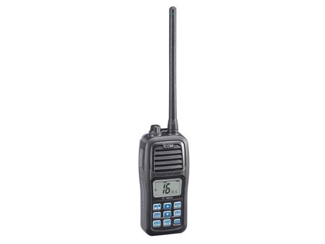 Icom M24 Flash N Float Handheld Vhf RadioIcom M24 Handheld Vhf Radio