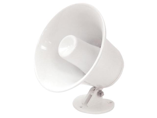 Speco SPC-5P 5inch Weatherproof PA Speaker w/ Plastic Base - 8 ohm