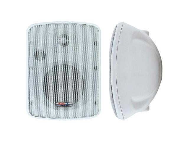 Boss Audio Mr12 Marine 2 - Way Box Speaker 100W WhiteBoss Audio Mr12 Marine 2 - Way Box Speaker - 100W - White