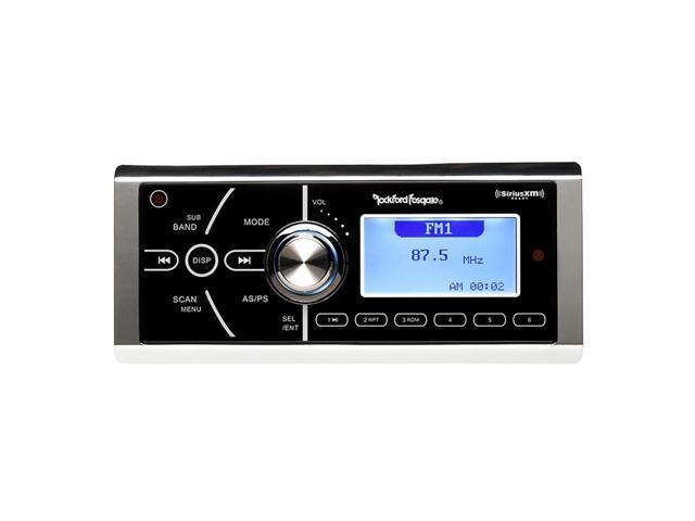 Rockford Fosgate RFX9900DM Marine AM/FM/SAT/MP3 Digital Media Receiver