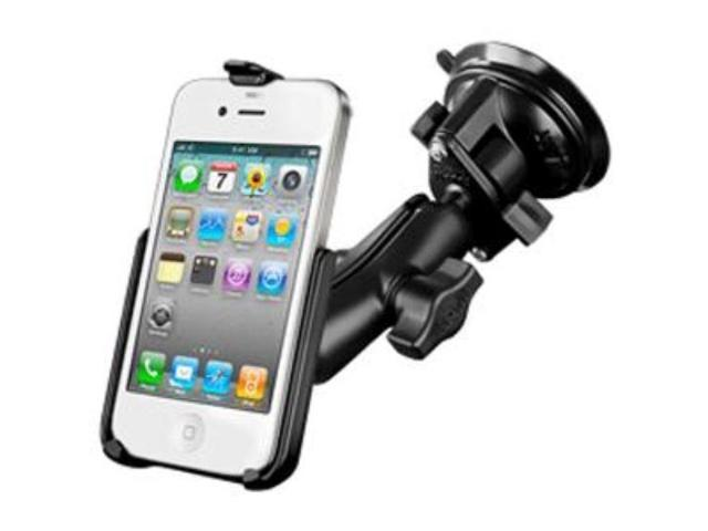 RAM Mount Apple iPhone 4/4s Twist Lock Suction Cup Mount