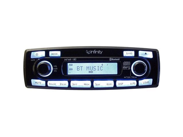 Infinity INFMR-180 AM/FM/CD/BT Stereo Receiver