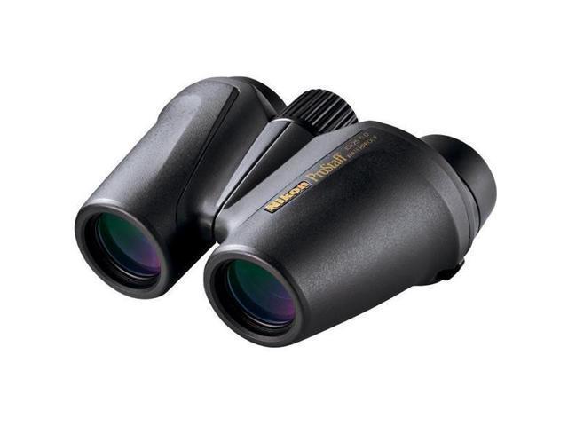 Nikon Prostaff ATB Binocular 10X 25 Waterproof Black Armored - Nikon