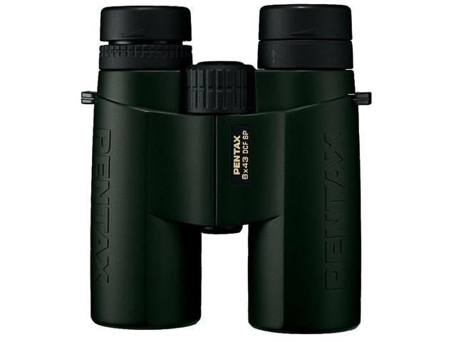 Brand New Pentax 8 X 43 Dcf Sp Series Binoculars