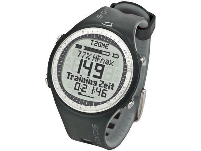Sigma Pc-25.10 Heart Rate Monitor Black/Gray