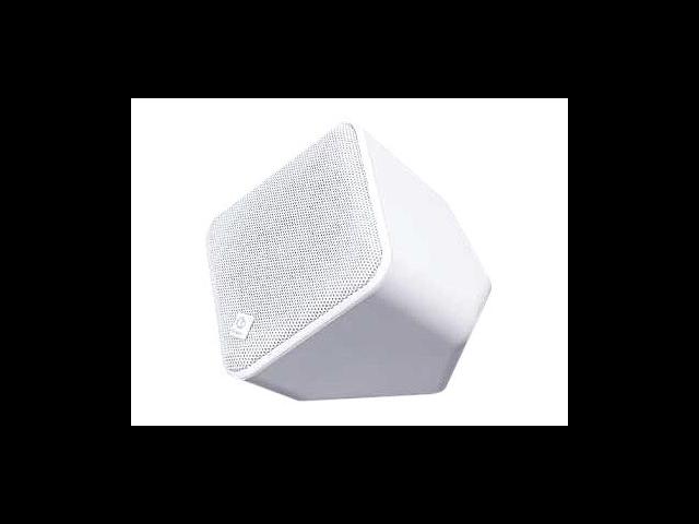 Boston Acoustics SoundWare Cube High-Performance 2-Way Indoor/Outdoor Speaker (White)