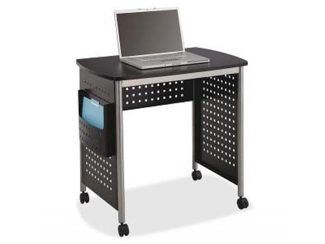 Safco 1907BL Scoot Sit-Down Contemporary Design Workstation 29.8