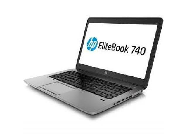HP EliteBook 740 G1 (J8V04UT#ABA) Intel Core i5 4210U (1.70GHz) 4GB Memory 180GB SSD 14