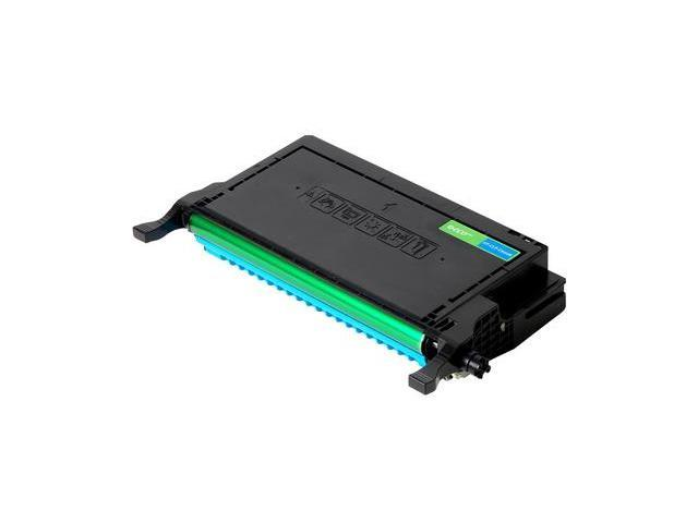 Compatible Cyan Toner Cartridge for Samsung CLP-C660B CLP-610ND, CLP-660ND, CLX-6200FX, CLX-6210FX, CLX-6240FX