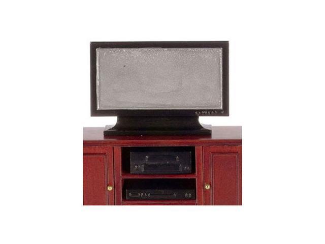 Dollhouse TV & Music System Set
