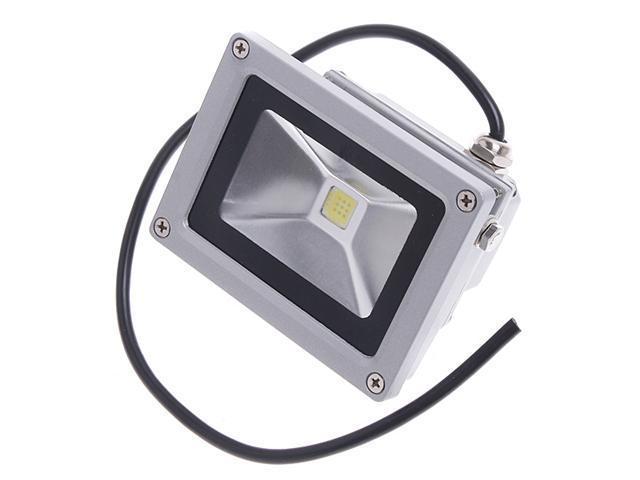 10W Waterproof Floodlight LED Flood Light 85-265V, White