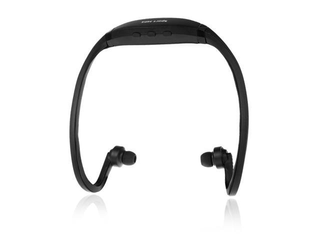 Sport MP3 WMA Music Player TF/ Micro SD Card Slot Wireless Headset Headphone Earphone