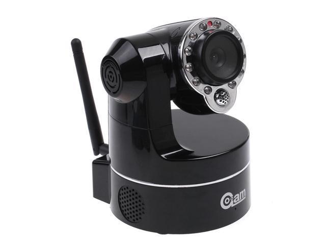 Wireless IP Camera WiFi IR Nightvision P/T 2-Audio P2P