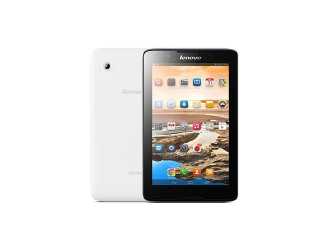 Lenovo 7 Inch 3G Phone Call Tablet PC A3300 Android 4.2 TD-SCDMA, MTK8382 Quad Core 1.3GHz,IPS Touch Screen, Dual Camera,1GB 16GB,Bluetooth