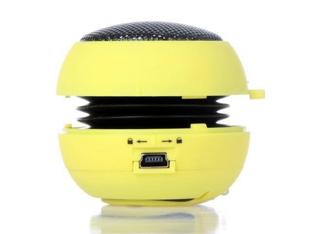 Mini Hamburg Speaker for iPhone iPad iPod Laptop PC MP3 Audio Amplifier
