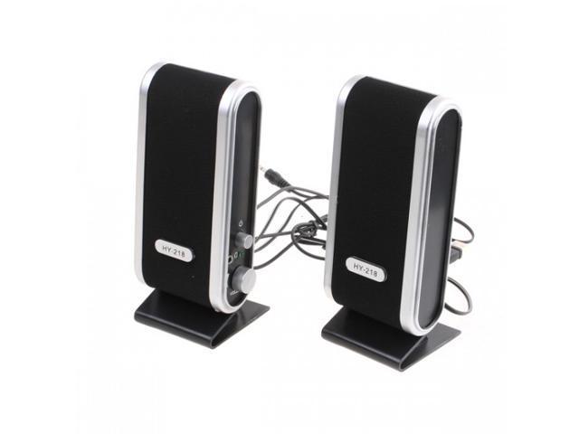 USB Portable Speaker for Laptop PC Computer