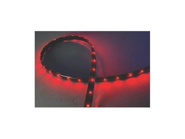 Audiopipe Nlf512cbrd Red 12 Led Ultra-flexible Strip