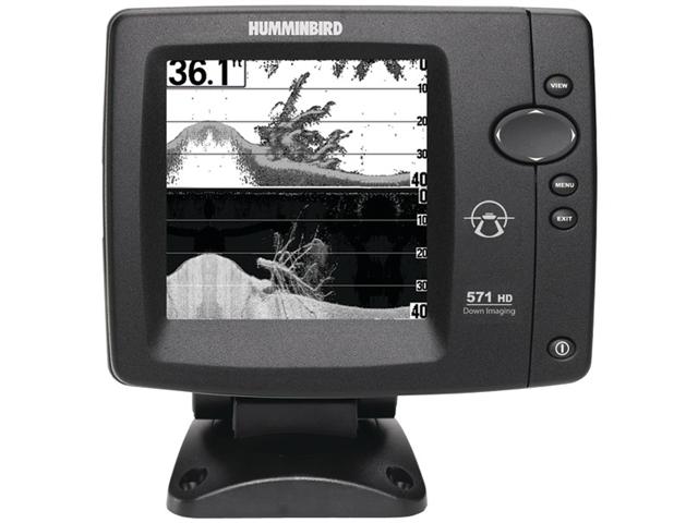 Humminbird 408970-1 Fishfinder 571 Hd Di Pt