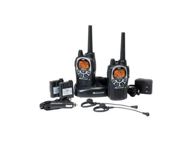 Midland X-Tra Talk GXT1000VP4 Two Way Radio - 22 GMRS - 30Mile
