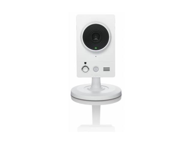 D-Link Camera DCS-2230 Full HD Cube Wireless Network Camera White
