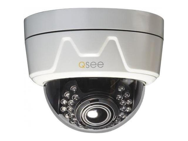 Q-see QD6507D Surveillance Camera - Color Monochrome - 4.3x Optical - Effio-E CCD - Cable